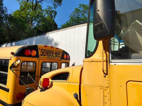 There is a school bus shortage across the country.