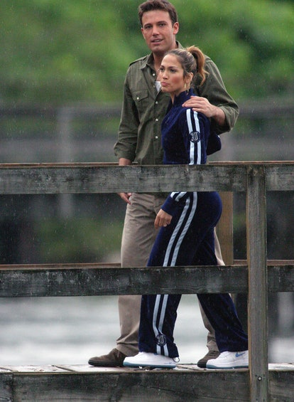 Dress up as Jennifer Lopez and Ben Affleck in Vancouver for Halloween.