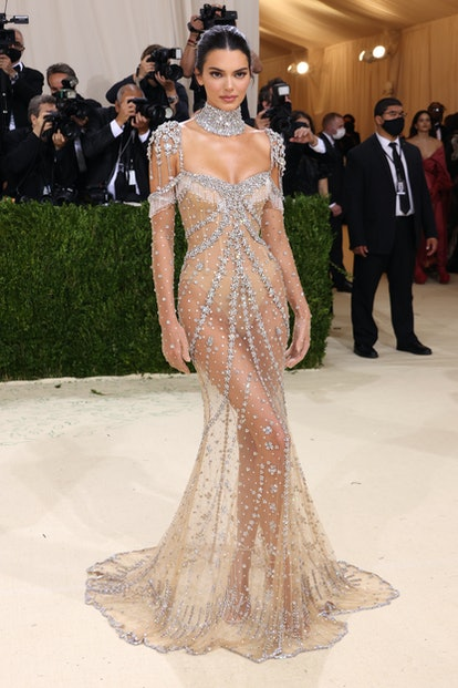 Check out 4 Met Gala 2021 red carpet dupes, from Hailey Bieber's low-cut gown to Keke Palmer's sequi...