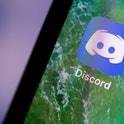 21 June 2019, Baden-Wuerttemberg, Stuttgart: The Discord app is displayed on the screen of an iPhone...