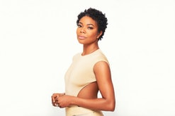 HIDDEN HILLS, CA - AUGUST: Portraits of actress Gabrielle Union photographed in her home.