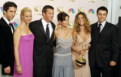 Parenting lessons from 'Friends'