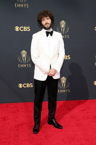LOS ANGELES, CALIFORNIA - SEPTEMBER 19: Dave Burd attends the 73rd Primetime Emmy Awards at L.A. LIV...