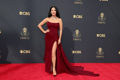 Emmys 2021 red carpet