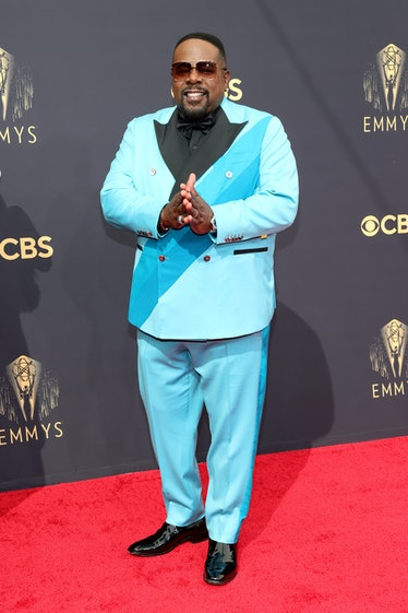 LOS ANGELES, CALIFORNIA - SEPTEMBER 19: Host Cedric the Entertainer attends the 73rd Primetime Emmy ...