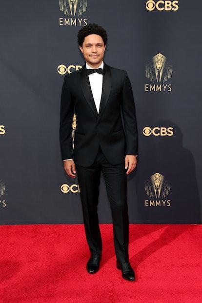 LOS ANGELES, CALIFORNIA - SEPTEMBER 19: Trevor Noah attends the 73rd Primetime Emmy Awards at L.A. L...