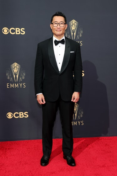 LOS ANGELES, CALIFORNIA - SEPTEMBER 19: Daniel Dae Kim attends the 73rd Primetime Emmy Awards at L.A...