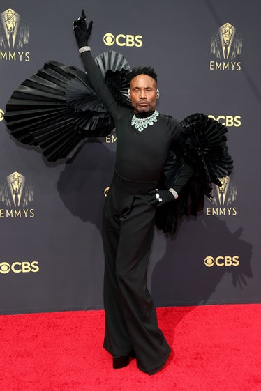 LOS ANGELES, CALIFORNIA - SEPTEMBER 19: Billy Porter attends the 73rd Primetime Emmy Awards at L.A. ...