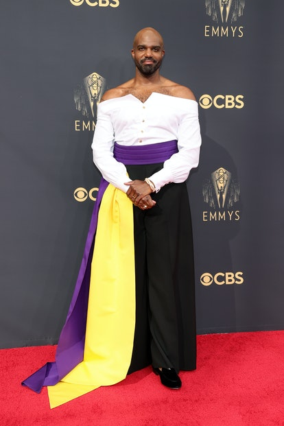 LOS ANGELES, CALIFORNIA - SEPTEMBER 19: Carl Clemons-Hopkins attends the 73rd Primetime Emmy Awards ...
