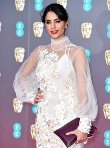 Anjli Mohindra attending the 73rd British Academy Film Awards held at the Royal Albert Hall, London....