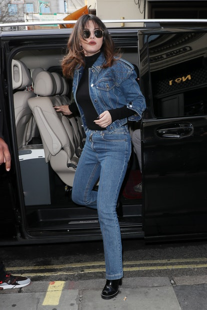 Selena Gomez's '90s outfits are proof she can make any trend look chic. Shop her best looks, here.