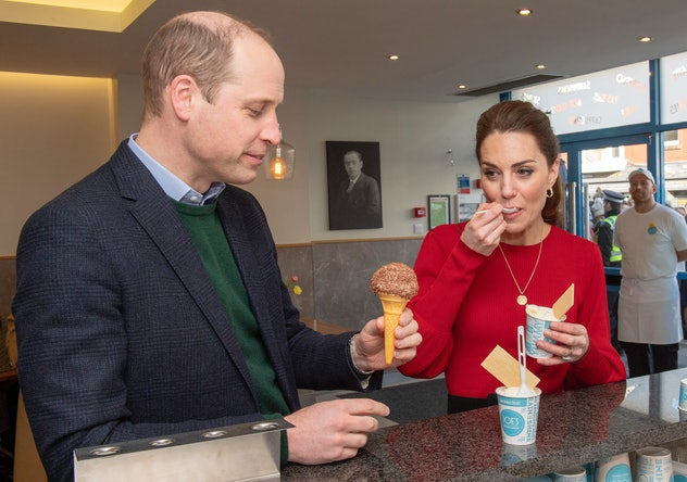 Kate Middleton is a fan of sticky toffee pudding.