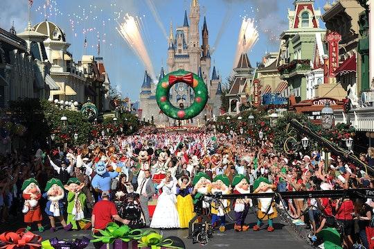 Disneyland Holiday Magic is coming back.