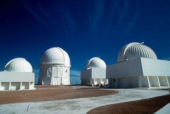 El Tololo Astronomical Observatory in Chile in the largest observatory in the southern hemisphere. |...