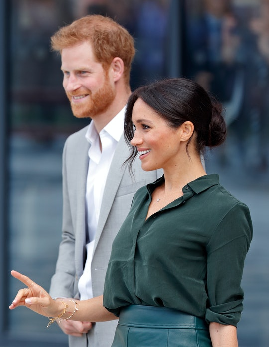 Prince Harry and Meghan Markle's relationship reportedly started on Instagram, according to The Sun.