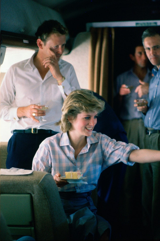 Princess Diana liked a comfort food dessert.