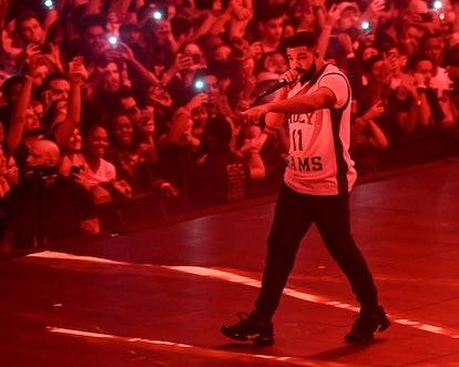 Drake performs in Washington, D.C.