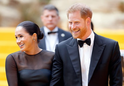 Prince Harry is reportedly a fan of the ghost emoji.