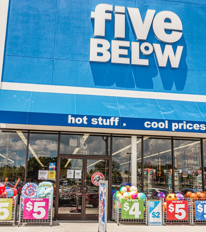 Find decor, costume supplies, and more when Five Below puts out their Halloween stuff this September...