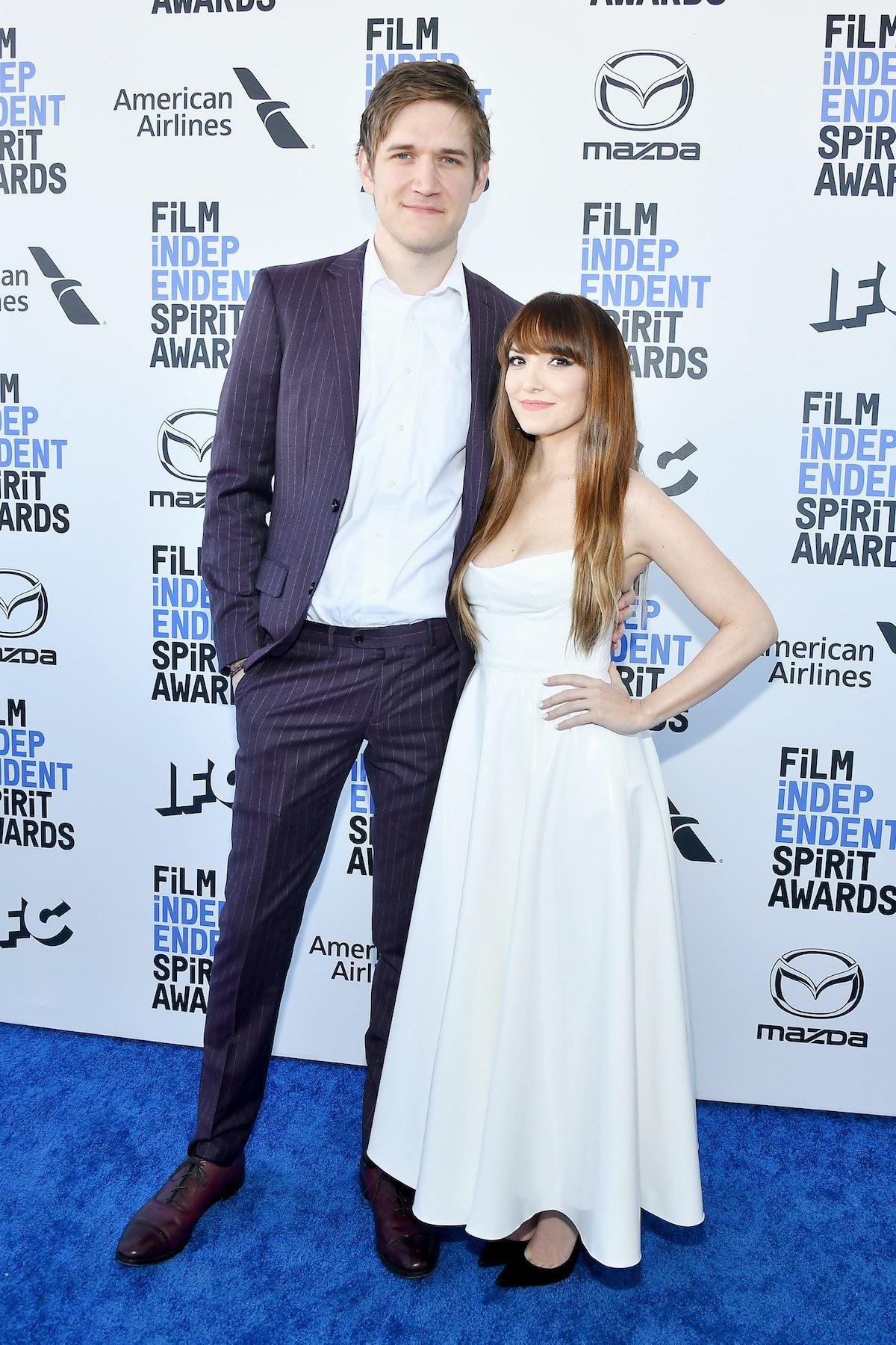 Bo Burnham dedicated his 2021 comedy special to his girlfriend Lorene Scafaria.