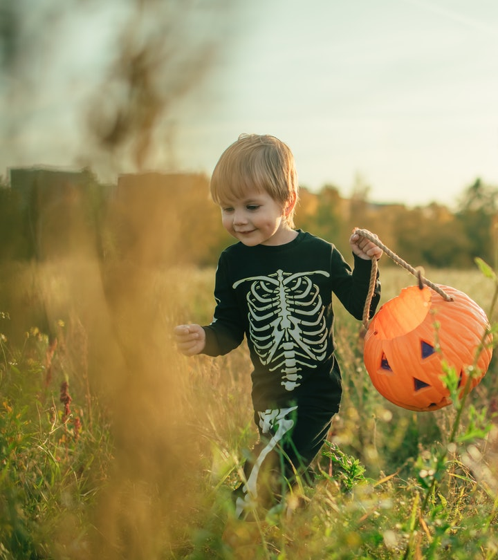 Toddler Halloween costumes are so cute and versatile.