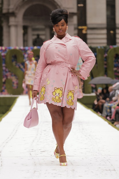 Precious Lee is the plus-size model taking Fashion Week by storm. See her best runway appearances, h...