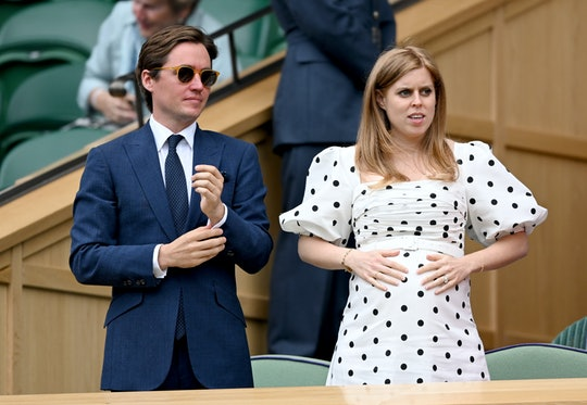 Edo Mapelli Mozzi and Princess Beatrice welcomed their first child together on Sept. 18.