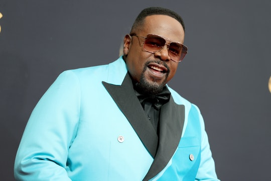 Cedric the Entertainer is the host of the 2021 Emmy Awards.