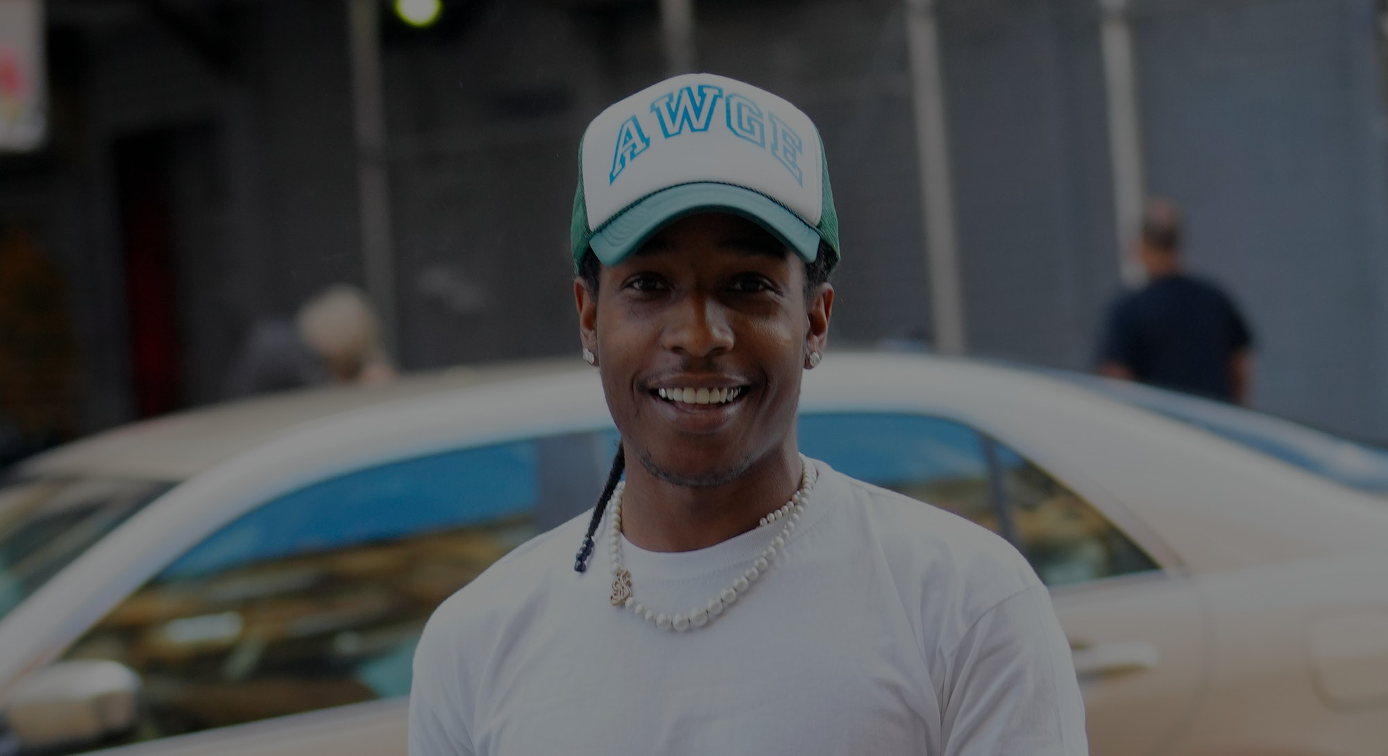 NEW YORK, NEW YORK - JUNE 30: A$AP Rocky is seen on June 30, 2021 in New York City. (Photo by Gotham...