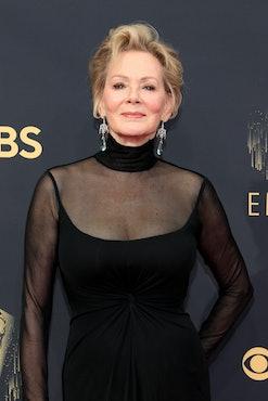 LOS ANGELES, CALIFORNIA - SEPTEMBER 19: Jean Smart attends the 73rd Primetime Emmy Awards at L.A. LI...