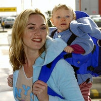Kate Winslet's youngest son is named Bear.