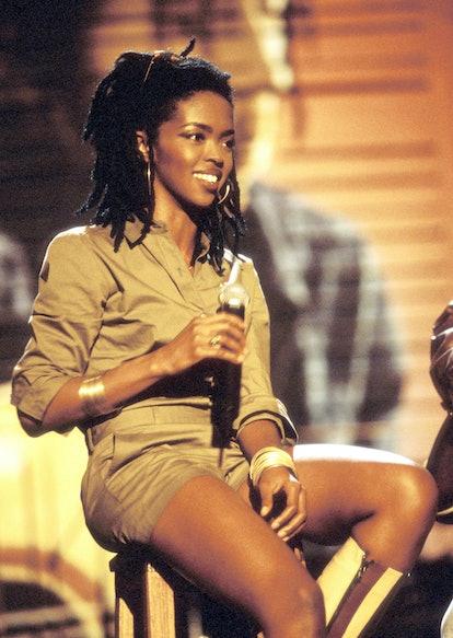 Lauryn Hill (Photo by Kevin Mazur/WireImage)