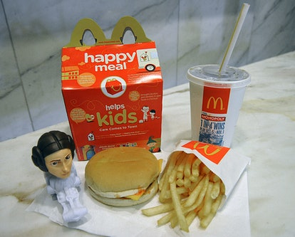 Happy Meal toys are getting more sustainable.