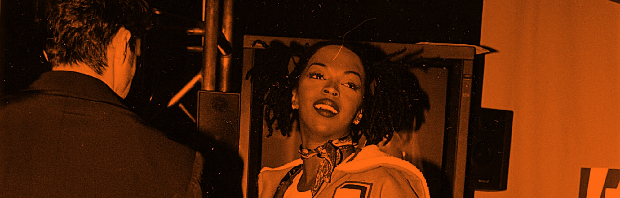 Lauryn Hill during Billboard Awards '98 at MGM Grand in Las Vegas, Nevada, United States. (Photo by ...