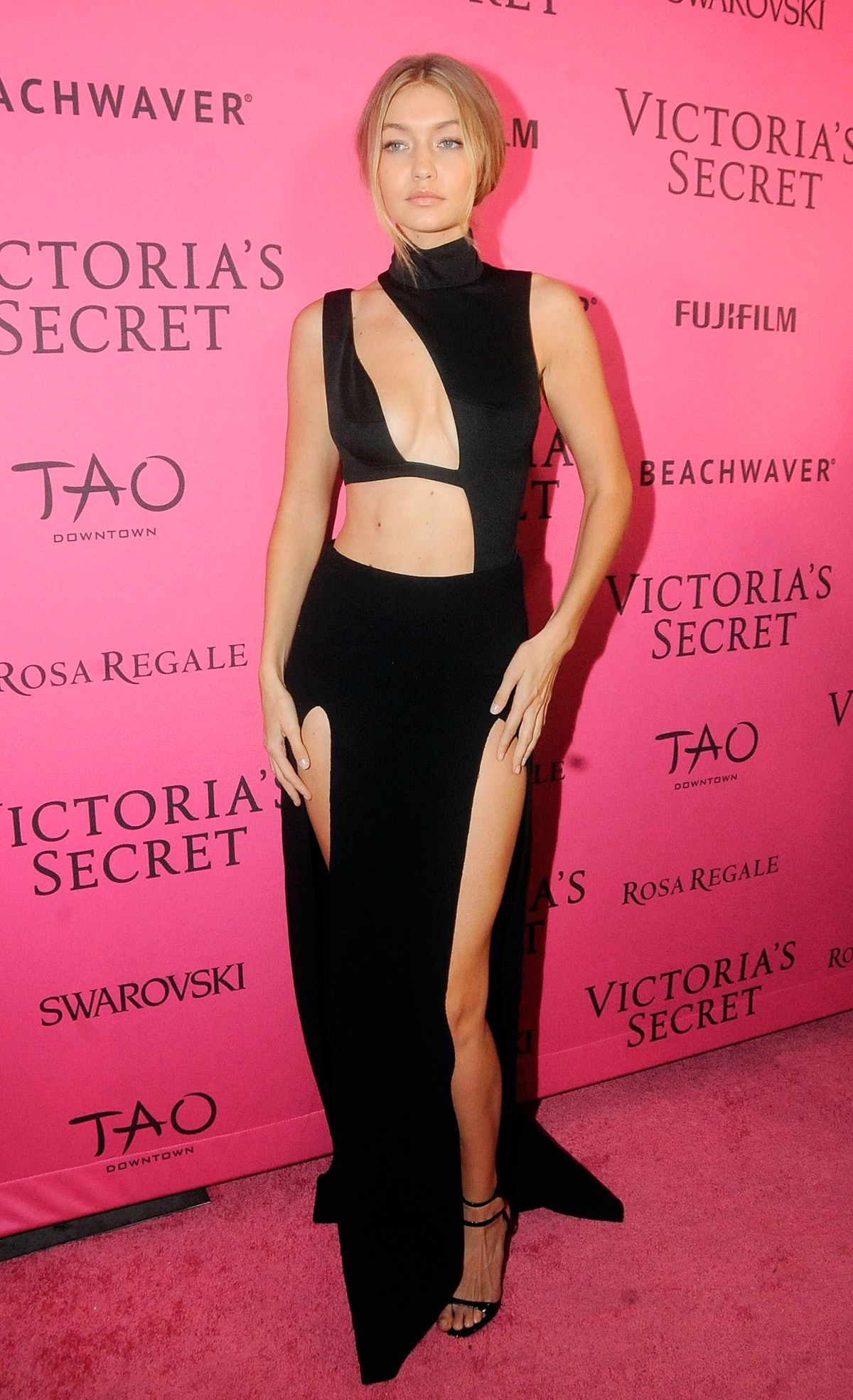 NEW YORK, NY - NOVEMBER 10:  Gigi Hadid attends the 2015 Victoria's Secret Fashion Show after party ...