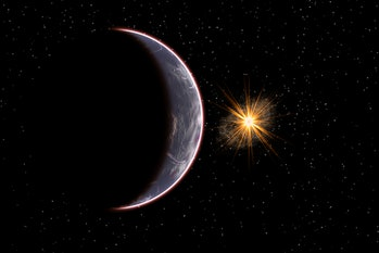 Planet 9 Is A Super Earth Type Planet That May Exist At The Very Edge Of Our Solar System.