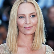 CANNES, FRANCE - MAY 28: President of the Un Certain Regard jury Uma Thurman attends the Closing Cer...