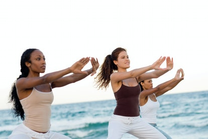 Tai chi is an ancient Chinese martial art that is used today as a form of both exercise and meditati...