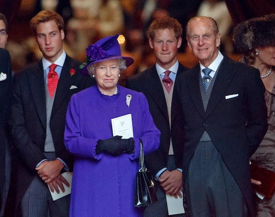 Prince Harry took part in a documentary honoring his grandfather.
