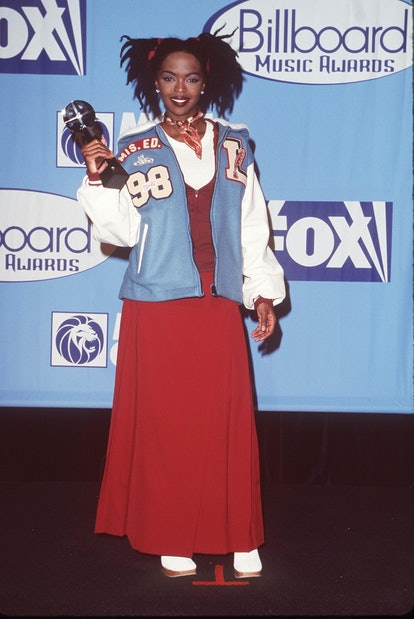Lauryn Hill during The 1998 Billboard Music Awards at MGM Grand in Las Vegas, Nevada, United States....