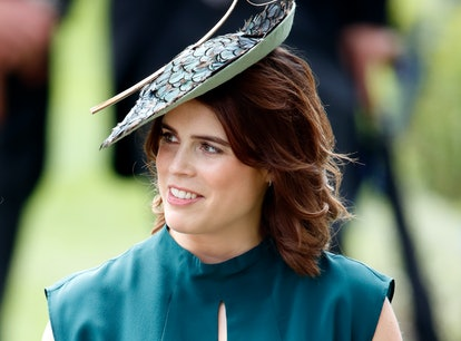Princess Eugenie revealed on Wednesday the handmade wedding gift given to her from her late grandfat...