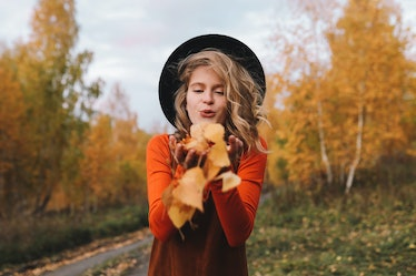 For the first day of fall on Sept. 22, use these quotes and captions for posting an autumn photo on ...