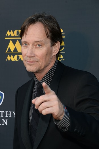 UNIVERSAL CITY, CA - FEBRUARY 05:  Actor Kevin Sorbo arrives at the 24th annual Movieguide Awards Ga...