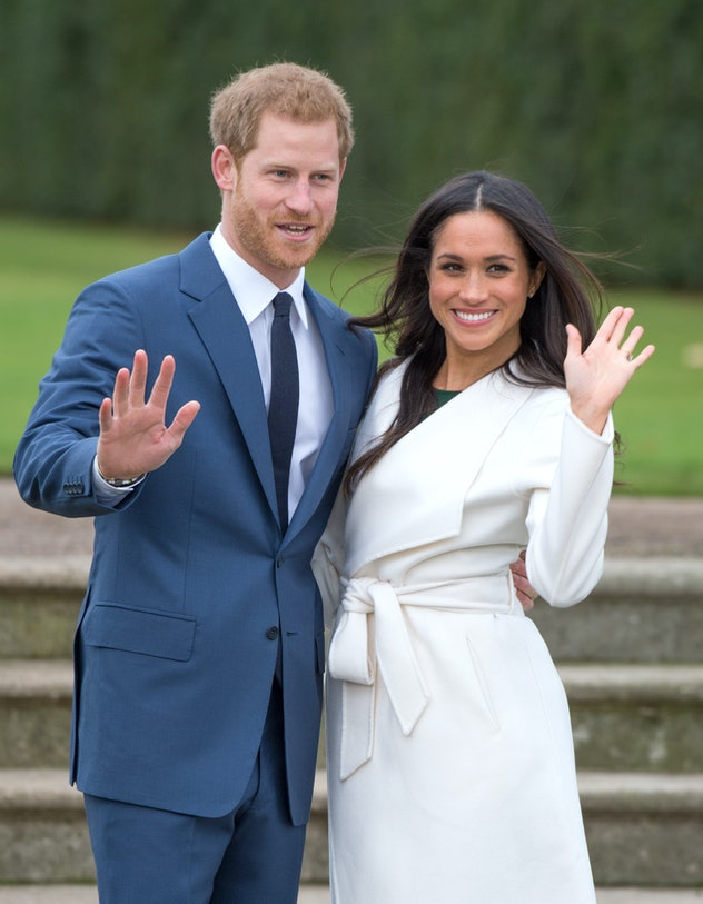 Meghan Markle had a coat named after her.