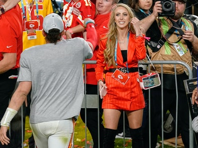 Patrick Mahomes and Brittany Matthews' relationship is proof that they are total couple goals.