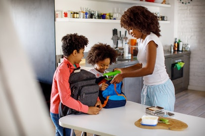 One way to recharge after a chaotic summer is to make a back to school plan.