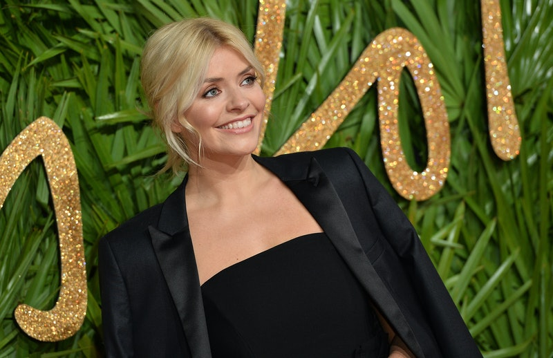 Holly Willoughby attends an event