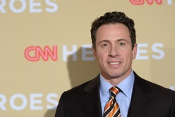 NEW YORK, NY - NOVEMBER 18:  Chris Cuomo attends the 2014 CNN Heroes: An All Star Tribute at America...