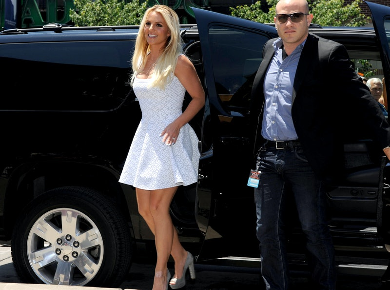 THE X FACTOR - Judge Britney Spears at THE X FACTOR airing Wednesday, Sep. 19, 2012 (8:00-10:00PM ET...