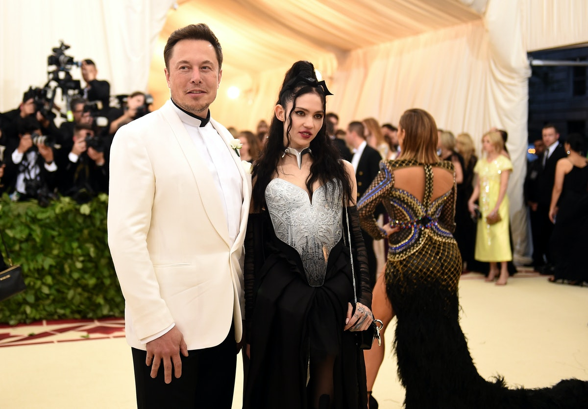 Elon Musk and Grimes have reportedly broken up.